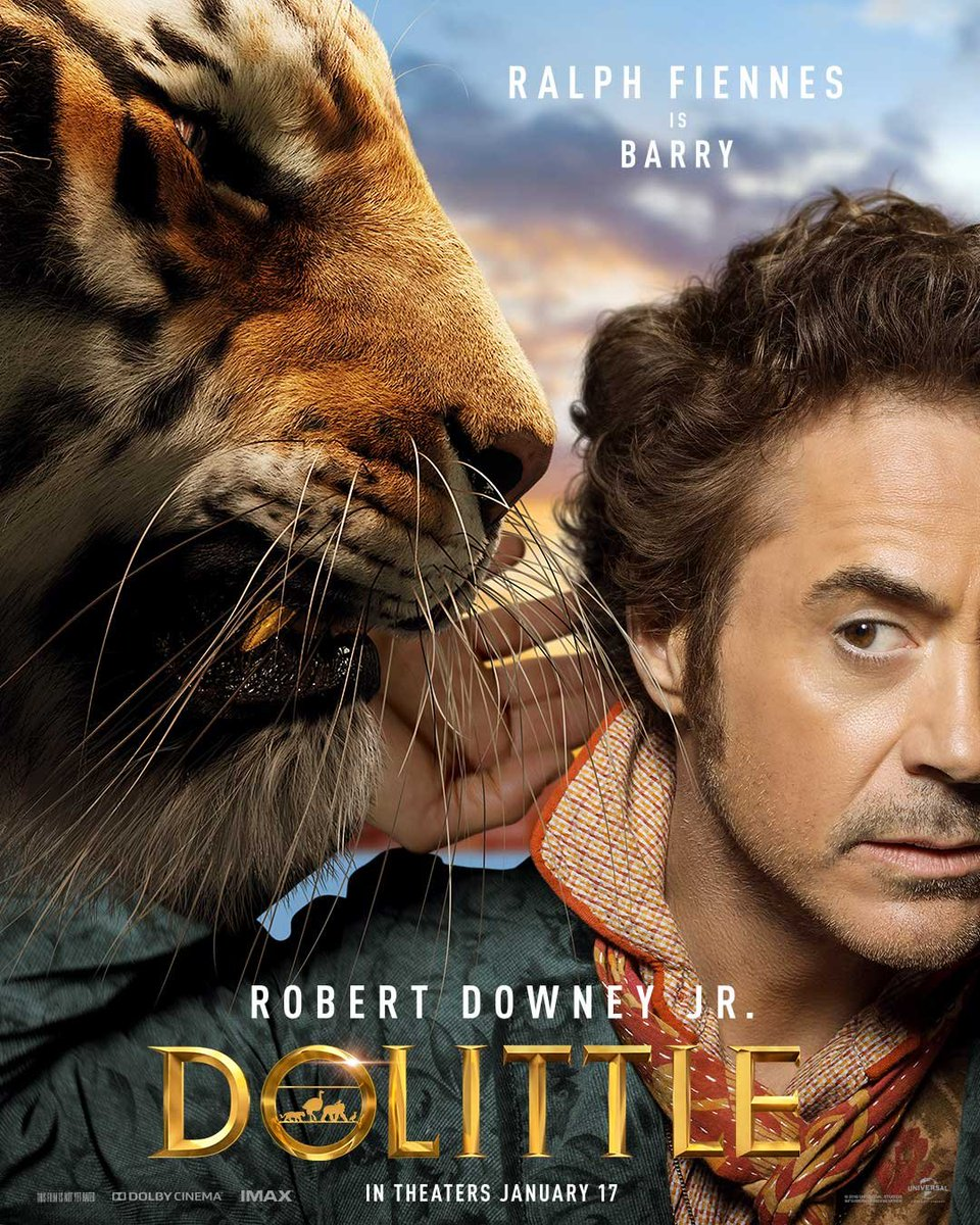 Dolittle Posters