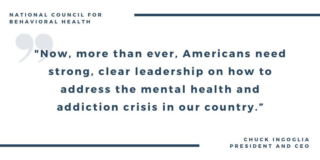 Do you know where the Presidential Candidates stand? Reach out and let candidates know that mental health and addiction should be a platform priority. Learn more here: buff.ly/32qKcdN #MentalHealthforUS