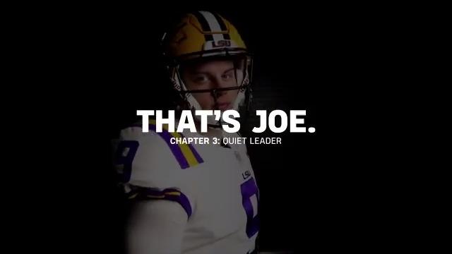 That's Joe. Chapter 3: Quiet Leader