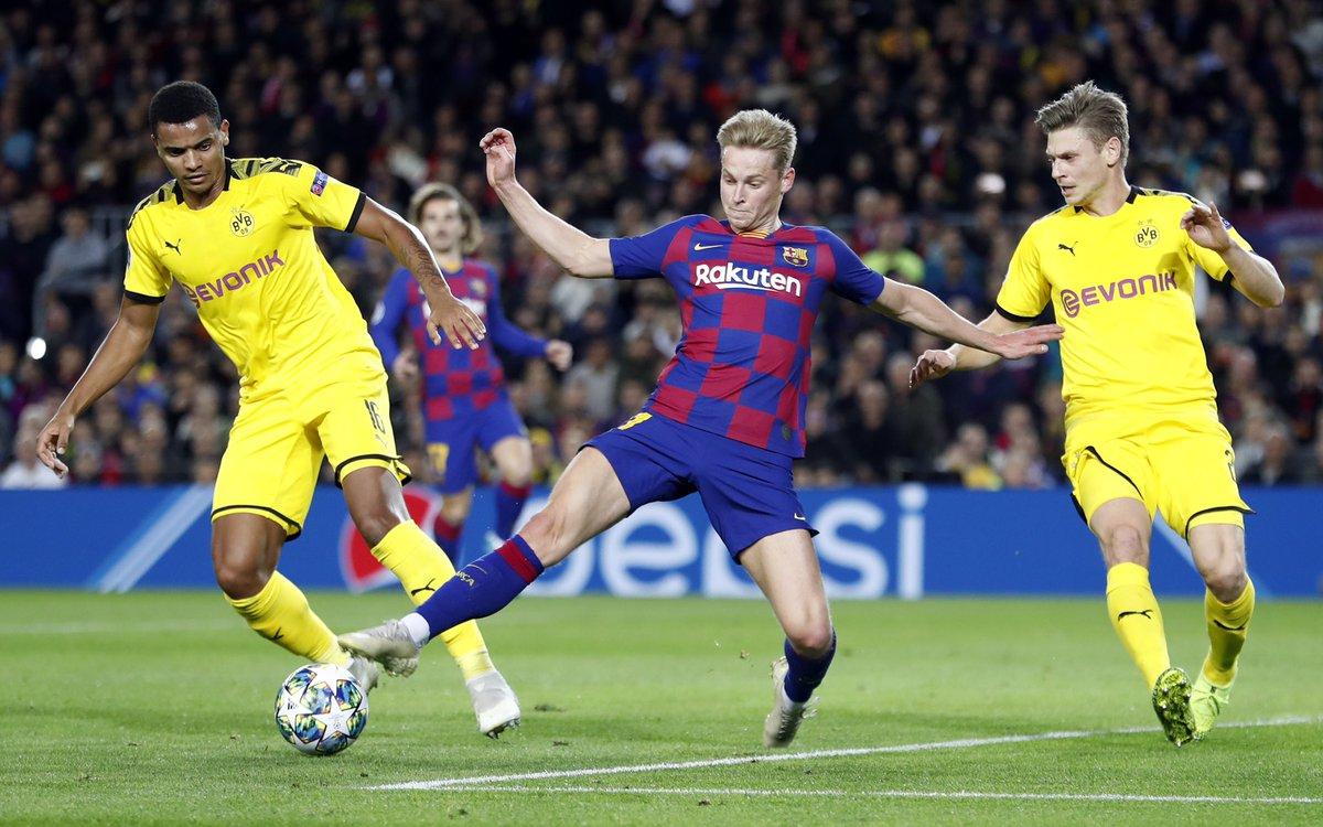 Champions League, see U next year!   @FCBarcelona  #FJ21  #BarcaBVB