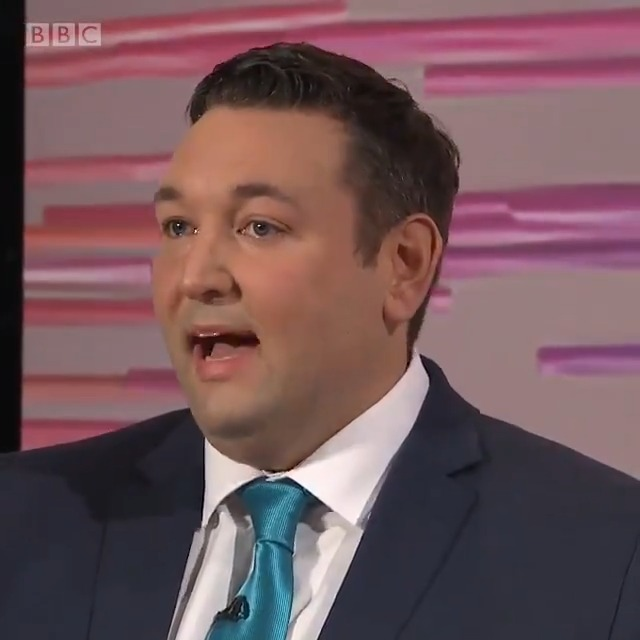 """""""It's been absolutely depressing what we've seen from Labour and the SNP during this campaign."""" @MilesBriggsMSP says the NHS is not under any threat and fearmongering from other parties should not be used. #bbcdn"""