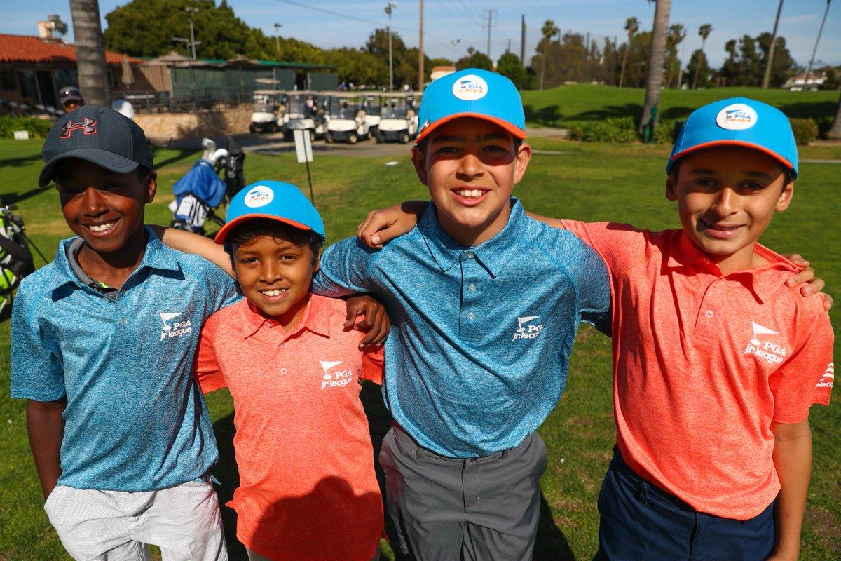 It's no secret that kids love PGA Jr. League! @PGA and @LPGA Professionals, you can create that same magic at your facility – register as a Captain now at PGAJrLeague.com/Captains