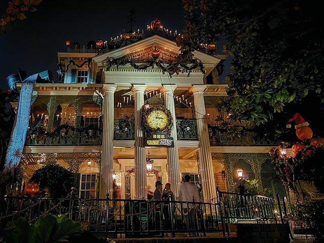 Did you wreck the halls for the holidays, yet? - #Disneyland #Disney #DisneyHolidays #HauntedMansion  #HauntedMansionHoliday #HauntedMansion50 #NewOrleansSquare  #DisneyLife #DisneyLifestyler #DisneyLifestyle #DisneyLifestylers #HappiestPlaceOnEarth #Dis… https://ift.tt/34u46X4pic.twitter.com/mZT8Vb7Lc0