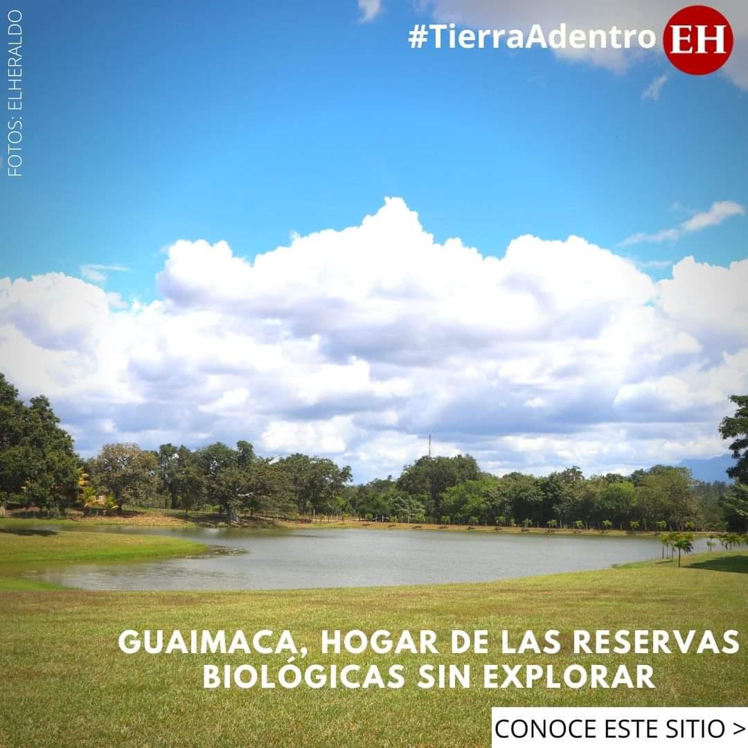 #ConoceHonduras Te llevamos a descubrir Guaimaca en este recorrido de #TierraAdentro 😍