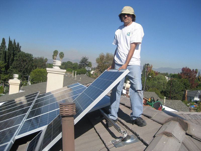Why homes with #solar #panels are just like much of us when @SCE and @PGE4Me pull the plug https://buff.ly/2OVhhtA  via @ocregister #powershutoff