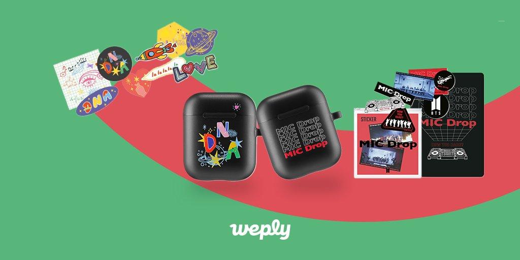 위플리를 새롭게 찾아온 BTS POP-UP : HOUSE OF BTS 상품 컨셉은? 🧬 DNA 🎤MIC DROP [예약 판매 일정] 11월 28일(목) 11 AM ~ 12월 4일(수) 11:59 PM (KST) 위플리에서 바로보기 👉app.weply.io/cxdcx4 #위플리 #BTS_POPUP #HOUSE_OF_BTS