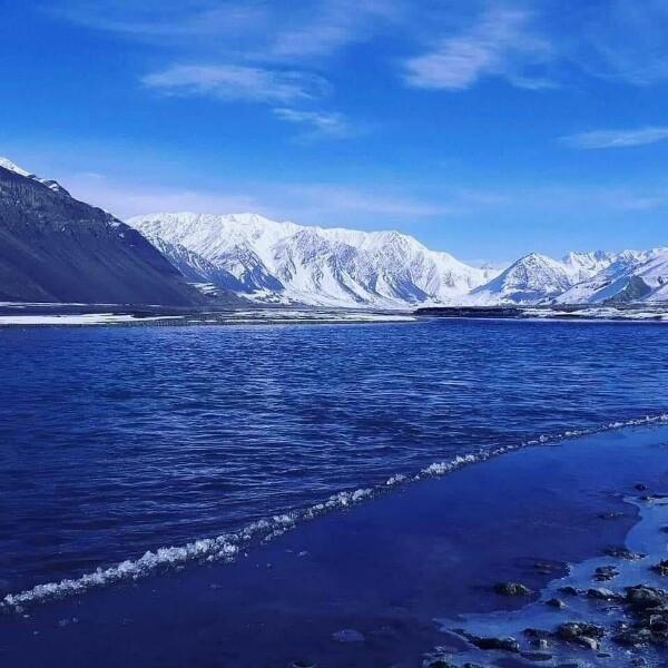 تصویر دیدنی از از واخان بدخشان. #افغانستان_زیباست  #BeautyNature  #BeautifulAfganistan .