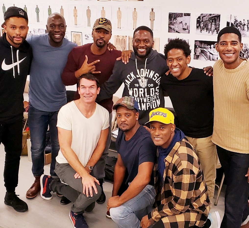 Happy Holidays from A SOLIDER'S PLAY It is going to be VERY good.  @roundaboutnyc https://www.roundabouttheatre.org/get-tickets/2019-2020-season/a-soldiers-play/performances…
