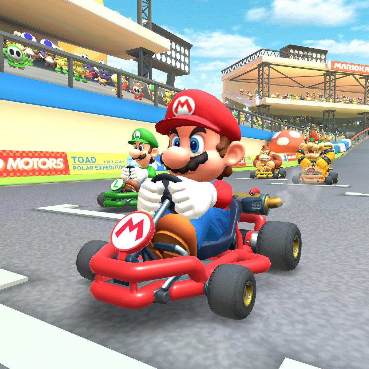 Mario Kart Tour On Twitter Mario Kart Tour Is For Everyone