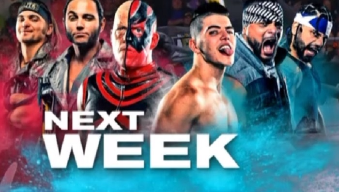 Young Bucks And Dustin Rhodes Vs. The Inner Circle Set For Next Week's AEW Dynamite