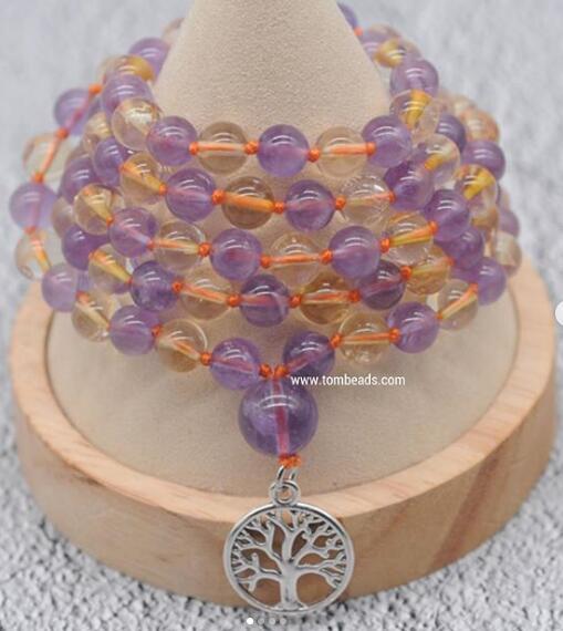 Hand knotted 108 mala gemstone necklaces. Worldwide Shipping. #Tombeads #HandKnottedBeads #HandKnottedBracelets #HandKnottedNecklaces #MalaBeads #MalaBracelets #MalaNecklaces #YogaBeads #YogaBracelets #YogaNecklaces #Handmade #HandmadeBeads #HandmadeBracelets #HandmadeNecklacespic.twitter.com/N5f5gu8LJ5