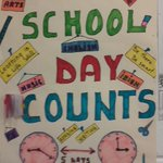 Image for the Tweet beginning: Our attendance initiative Every School
