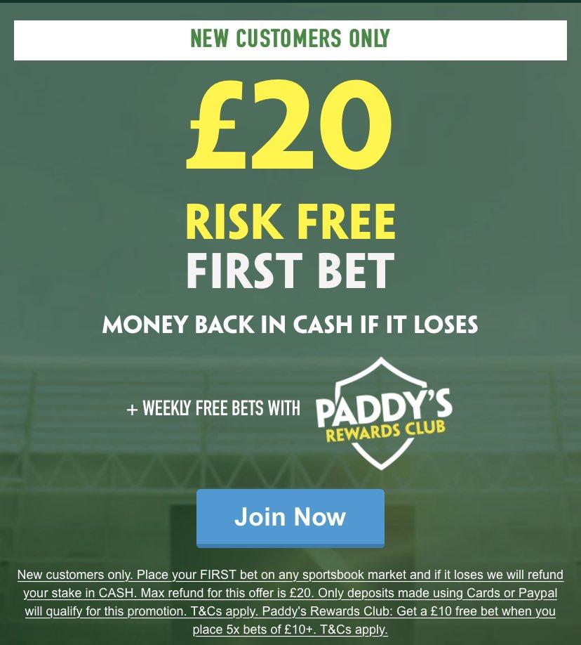 Risk free betting club world is binary options trading gambling age
