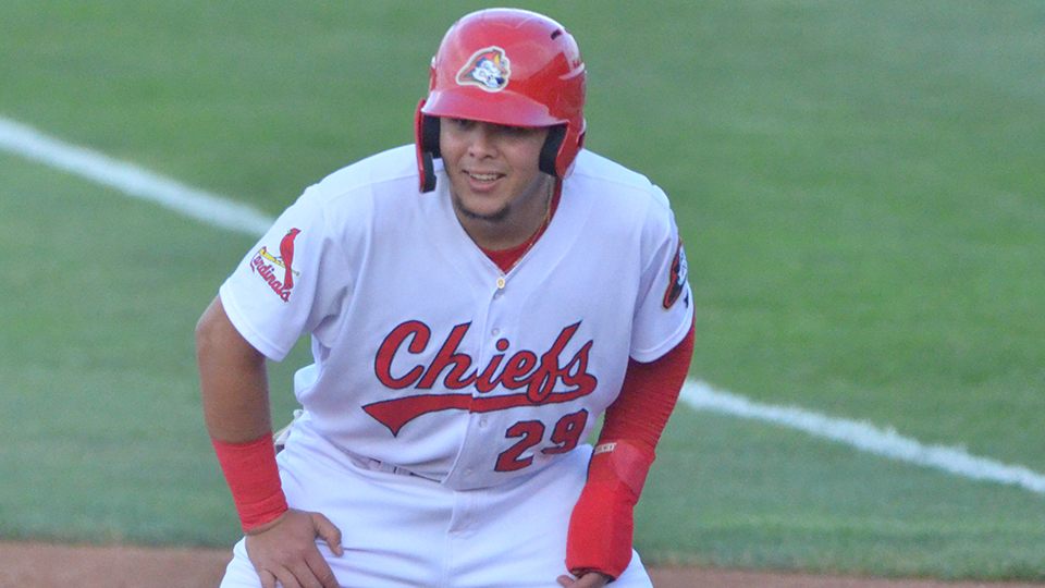 #STLCards prospect Carlos Soto doubles, walks, scores three runs and drives in another in the Mexican Pacific League. 📈 atmlb.com/33xX1DW