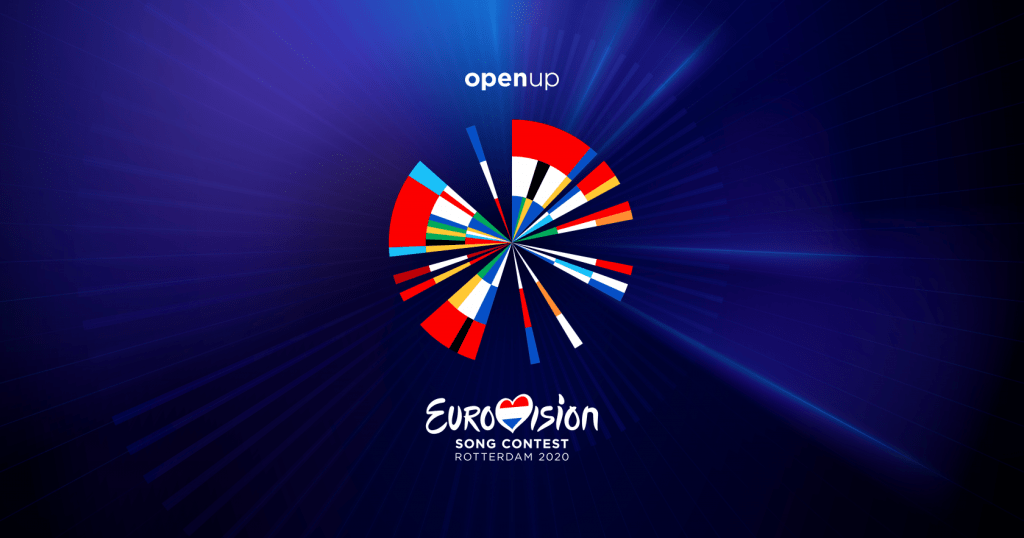Eurovision 2020 🇳🇱 Rotterdam artwork officially presented and it's festive #eurovision #oikotimes #melfest #umk #DestinationEurovision #eestilaul #srfesc #eurovisiongr #openup