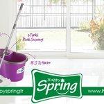 Image for the Tweet beginning: Happy Spring'de #temizlikzamani #superbaba #temizlikhastası
