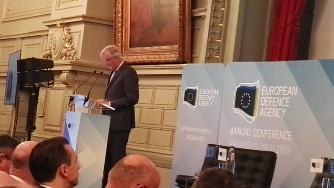 RT @RajBrussels: @MichelBarnier. Says at…