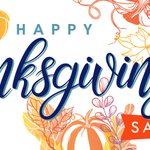 Image for the Tweet beginning: Happy Thanksgiving from SampleCon -