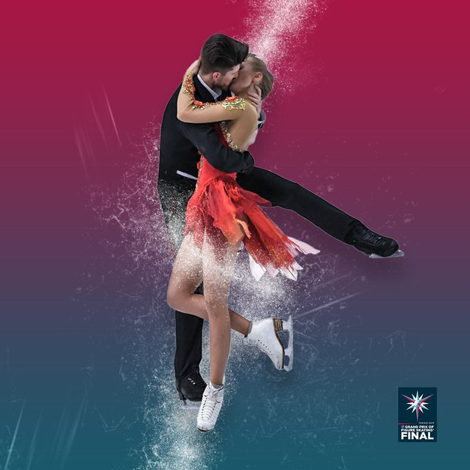 ISU Grand Prix of Figure Skating Final (Senior & Junior). Dec 05 - Dec 08, 2019.  Torino /ITA  - Страница 2 EKd1TqdWwAEk3RR?format=jpg&name=small