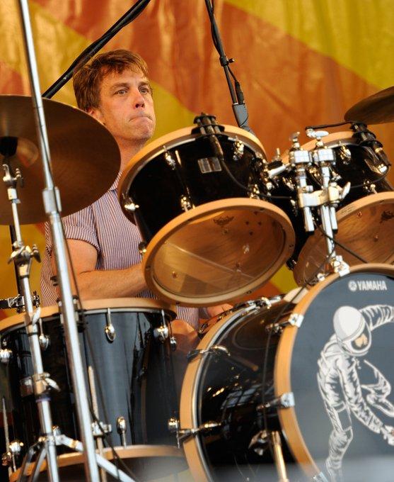 Happy 57th birthday to drummer Matt Cameron! : Rick Diamond/Getty Images