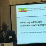 Image for the Tweet beginning: Ethiopia is a rising economy