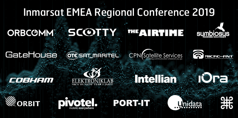 NAUTICAL will be delighted to attend the 2019 Inmarsat EMEA Regional Conference. Looking forward to seeing the @InmarsatGlobal team! #nautical_news_en #IRC19