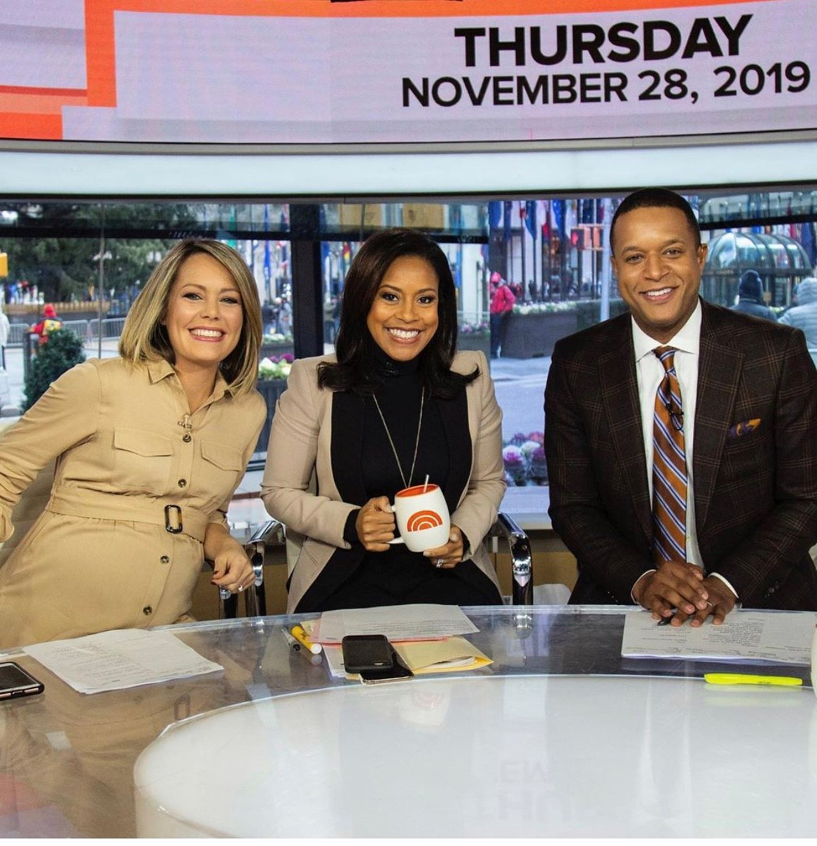 Happy thanksgiving from Studio 1A! 🦃
