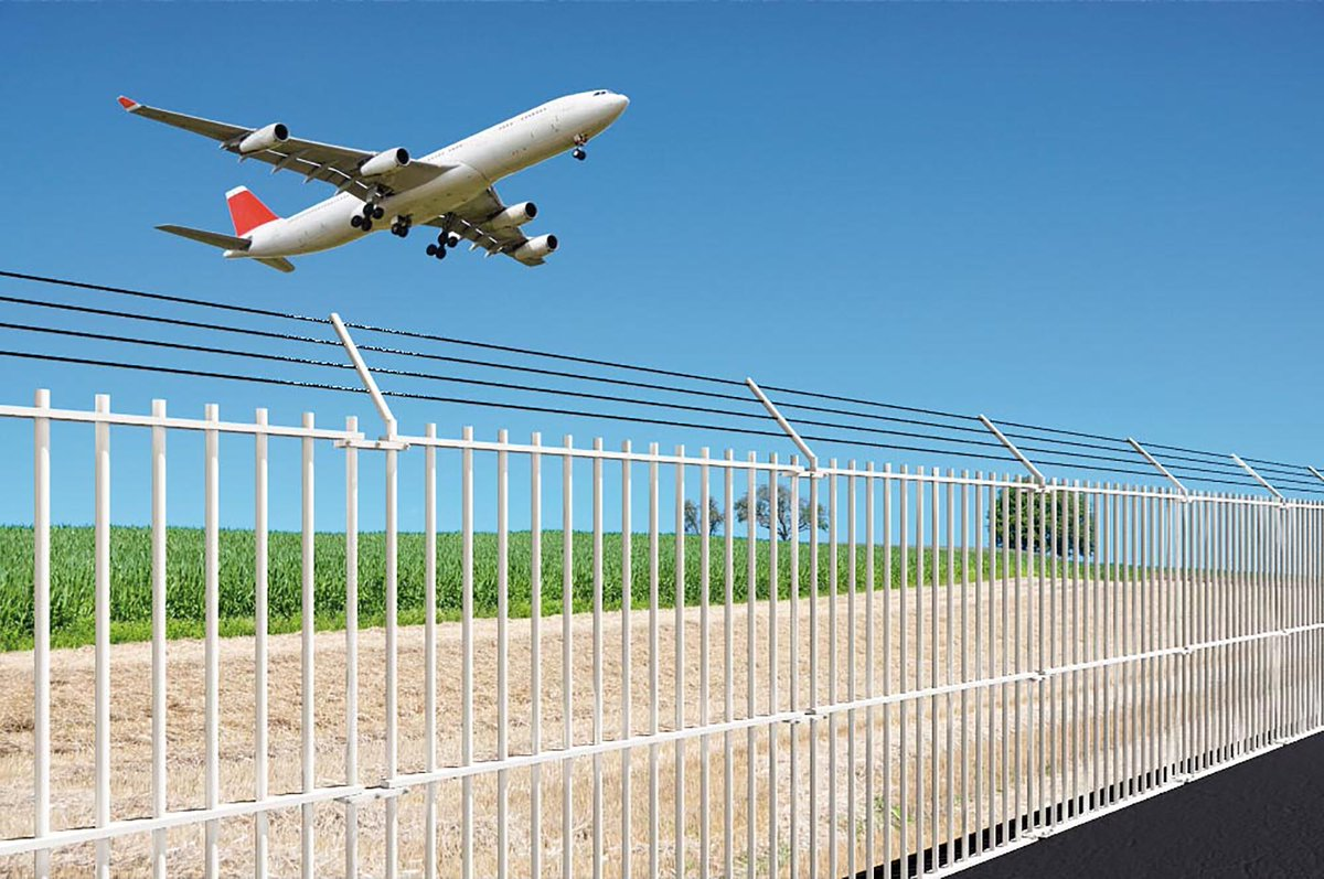 As systems #develop and requirements change, the #marketplace must move with them…  We are seeing an #increase in the requirements of #frangible #GRP #fencing.   Read more about CLDs range of GRP fencing here: http://bit.ly/2FudoZa   #AirportFencing #AirportSecurity