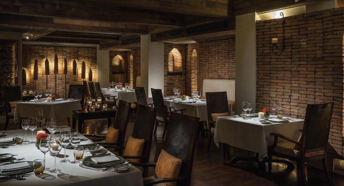 Italian Restaurant At Anantara
