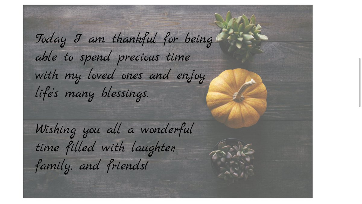 #family #friends #gratitude #Thanksgiving