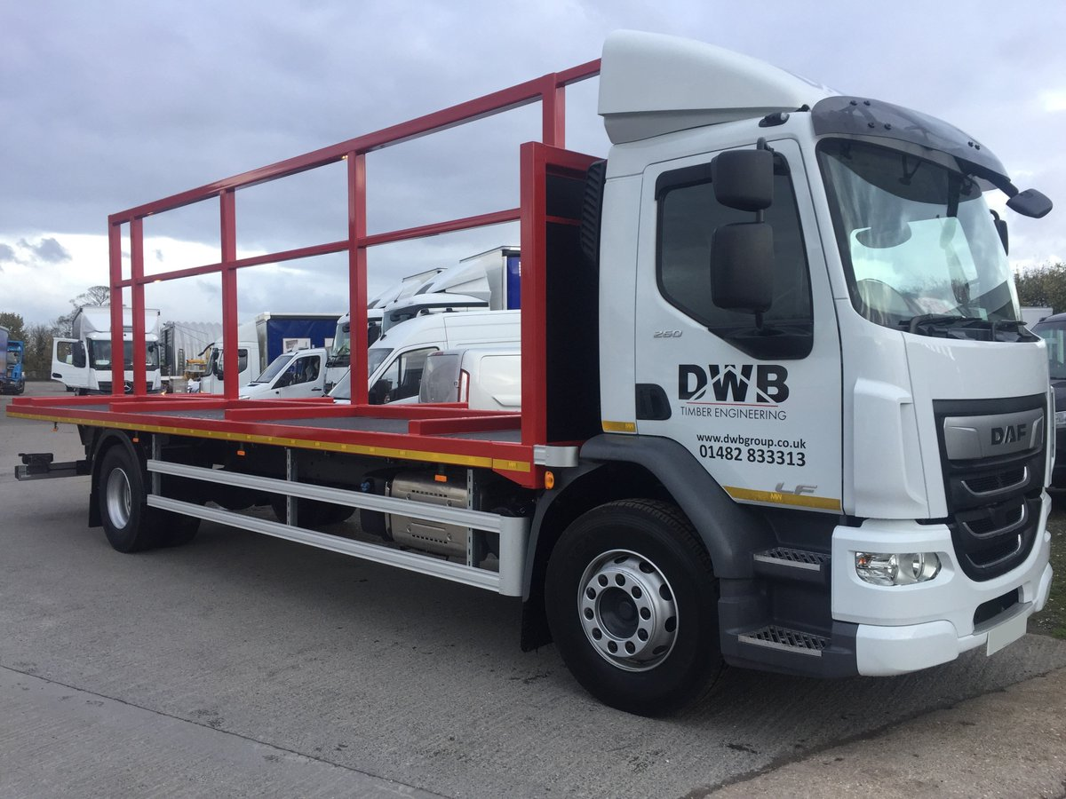 test Twitter Media - 18t DAF LF Platform Body with roof truss carrier  With thanks to Keith at Motus Commercials and DWB Group   #DAF #PlatformBody #RoofTrussCarrier #MotusCommercials #DWBGroup #MWHull https://t.co/HFWxsQtGF6