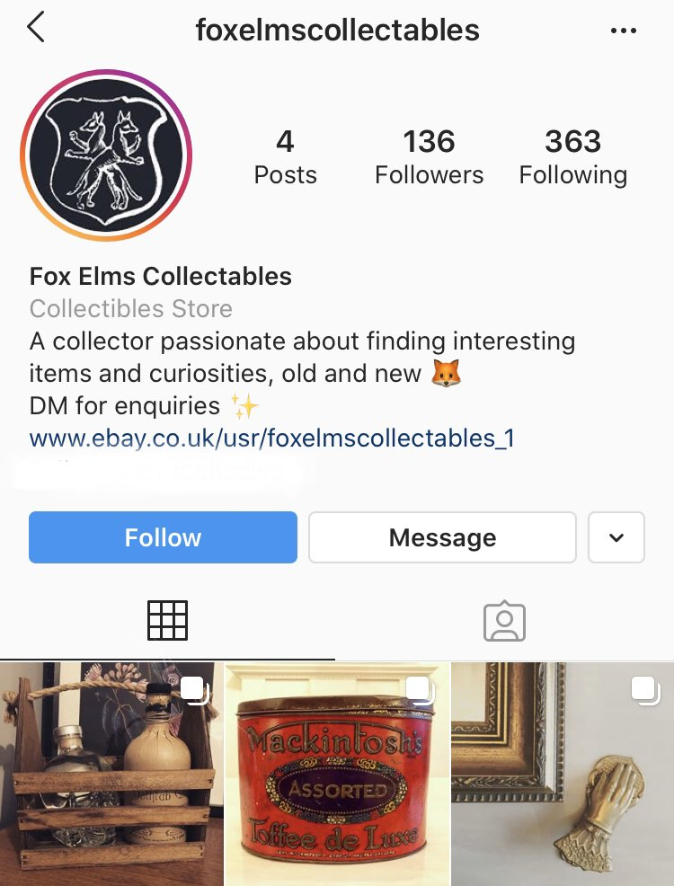 Fox Elms Collectables Fecollectables Twitter