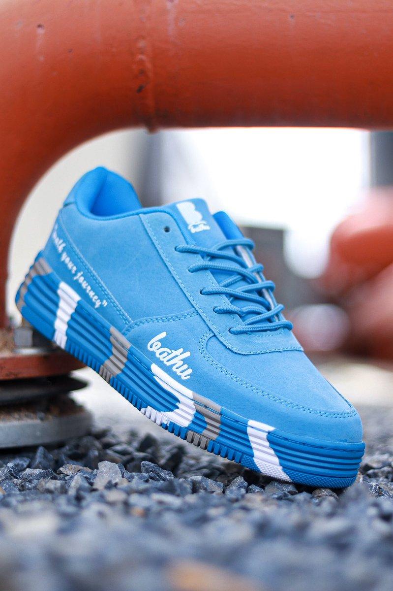 Journey Suede sneaker