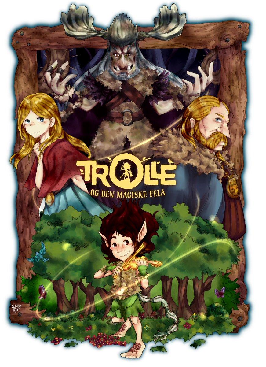 trolle og den magiske fela