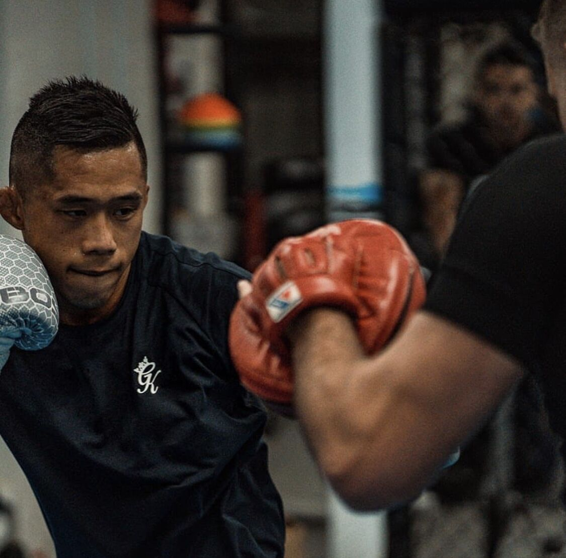 'EVERYDAY in every way, Im getting BETTER and BETTER' #GKFD #MMA #ONEChampionship