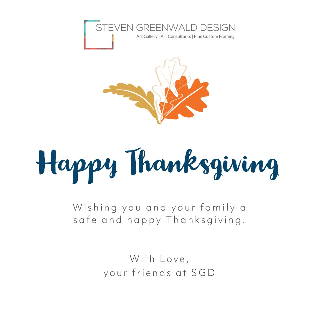 #thankful #SGDgallery What do your walls say? #elegantspaces #artframers #residentialart #constructionart #artconsultants #interiordesign #photography #graphicdesignpic.twitter.com/yXfBrj9FxP