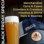 Black Friday at Billsburg Brewery!  #blackfriday #craftbeer #vacraftbeer #williamsburgvisitor #williamsburg #williamsburgtastingtrail #billsburgbrewery #billsburgbeer #thanksgiving #shoplocal #smallbusiness