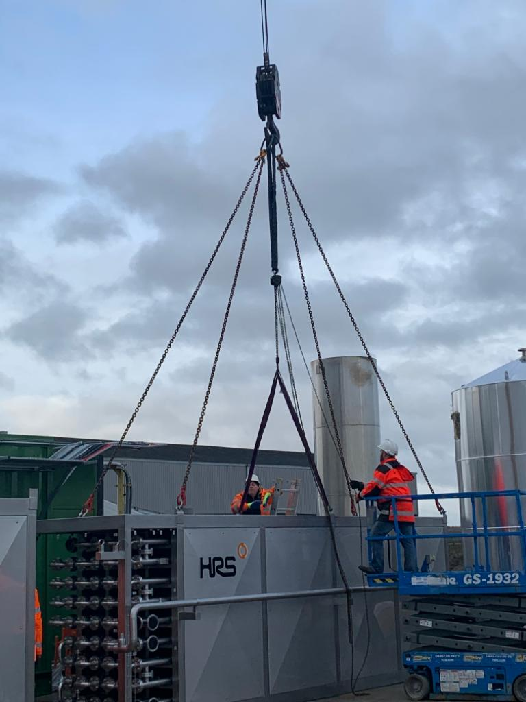 test Twitter Media - Our team hard at work in the DPS (Digestate Pasteurisation System) installation. #digestatepasteurisation #heatexchangers #teamatwork https://t.co/72DHajn7tG