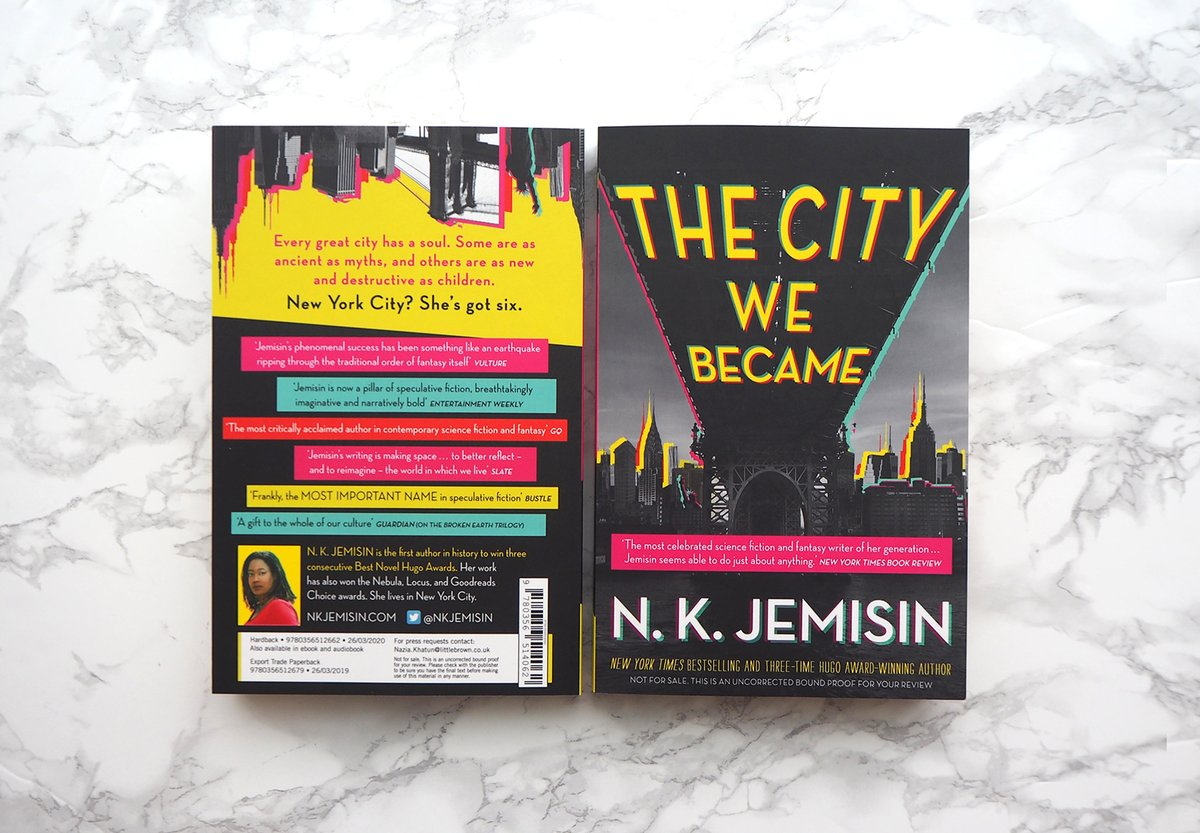 The City We Became Audiobook
