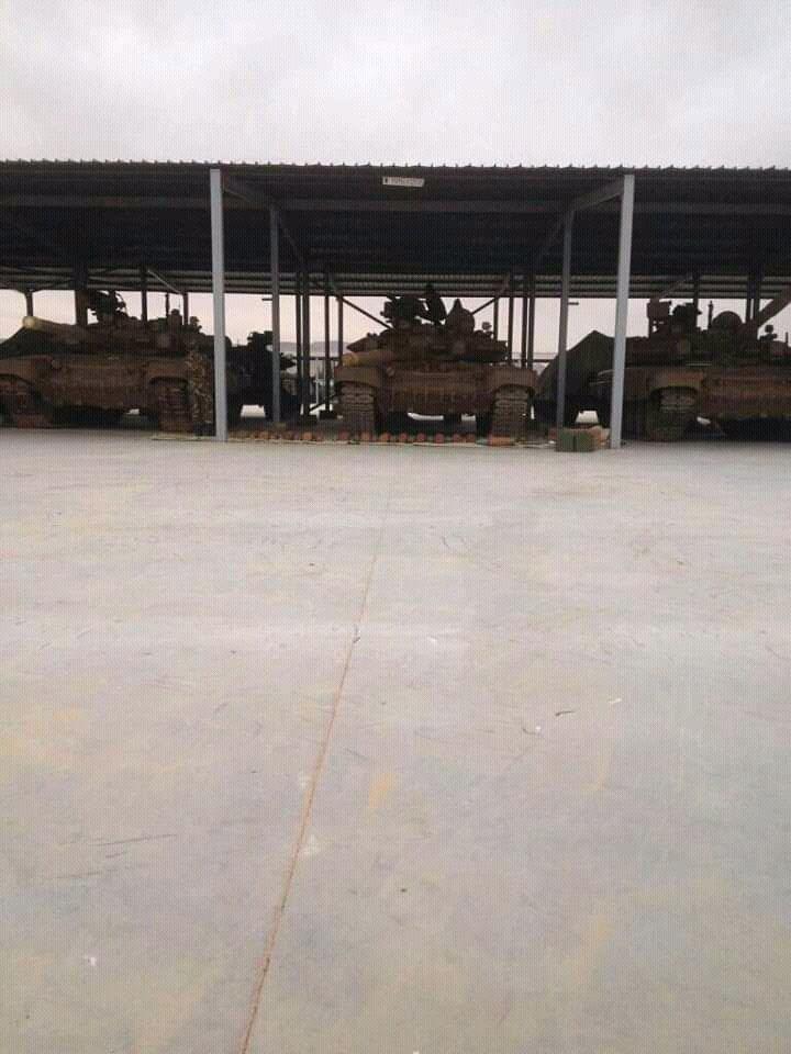 2015 - الجزائر تستلم حزمة ثالثة  من  [ دبابات T-90  ]   - صفحة 14 EKdlbK_WsAEORaD