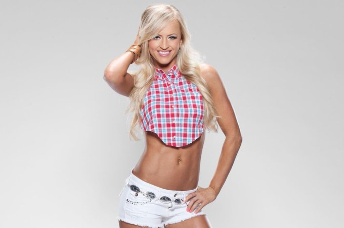 Happy birthday to The First Lady of NXT, Summer Rae (