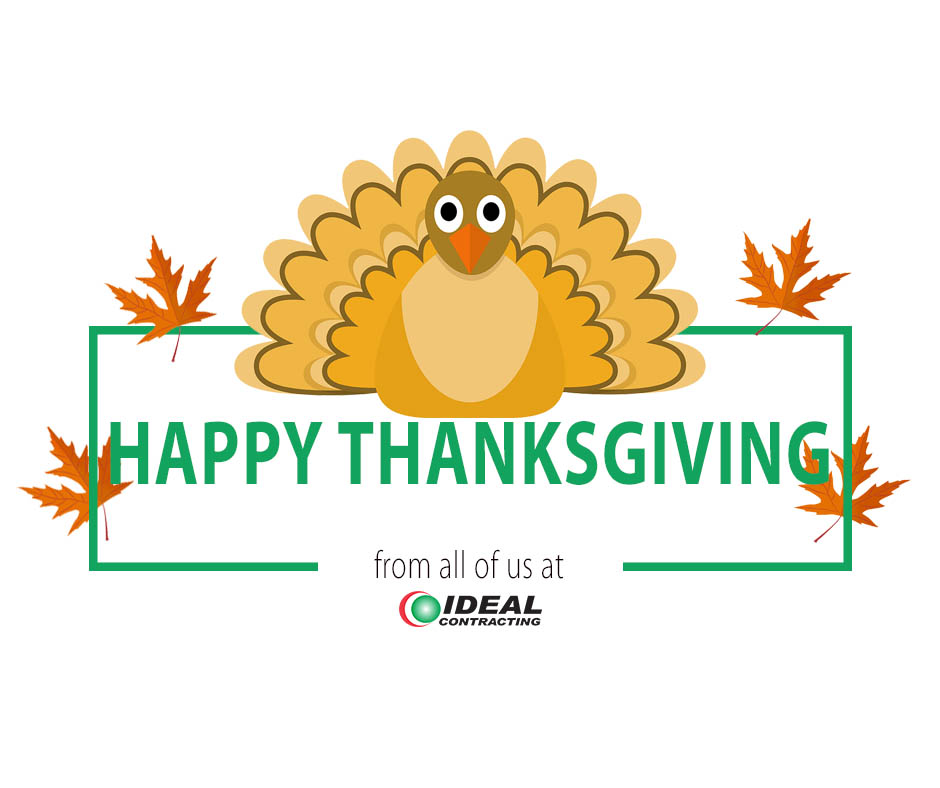 test Twitter Media - Ideal Contracting wishes everyone a safe and happy thanksgiving! We are thankful for all of our employees, subcontractors, and customers. #Thankful #Thanksgiving #IdealContracting https://t.co/4qCCXF1coI