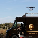 Image for the Tweet beginning: UPS expects to expand private