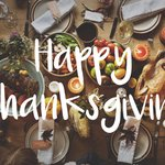 Image for the Tweet beginning: Happy Thanksgiving to our American