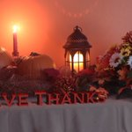 Image for the Tweet beginning: #HappyThanksgiving! We are grateful for