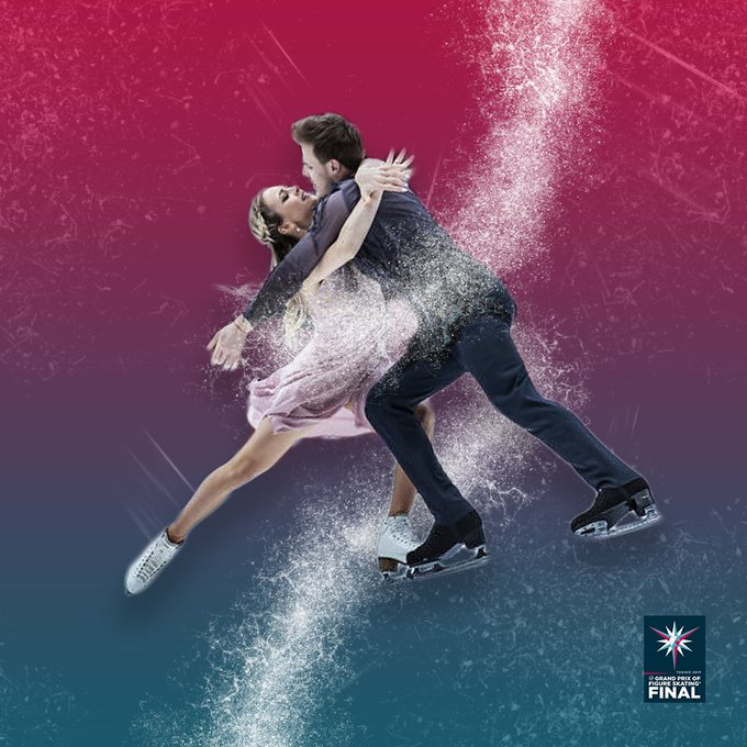 ISU Grand Prix of Figure Skating Final (Senior & Junior). Dec 05 - Dec 08, 2019.  Torino /ITA  - Страница 2 EKdyRC-X0AAlIzH?format=jpg&name=small