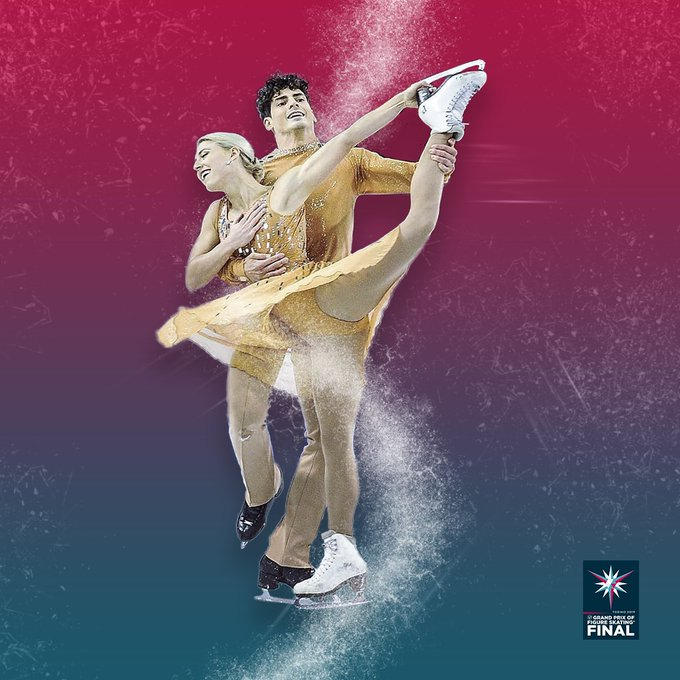 ISU Grand Prix of Figure Skating Final (Senior & Junior). Dec 05 - Dec 08, 2019.  Torino /ITA  - Страница 2 EKdzCeoX0AA1OpU?format=jpg&name=small