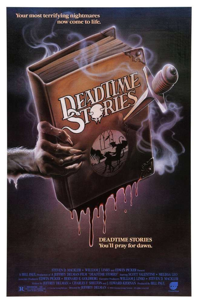 Deadtime Stories was released on this day 33 years ago (1986). #ScottValentine #MelissaLeo http://www.mymoviepicker.com/film/deadtime-stories-105967.htm…pic.twitter.com/rb6gpTTnXb
