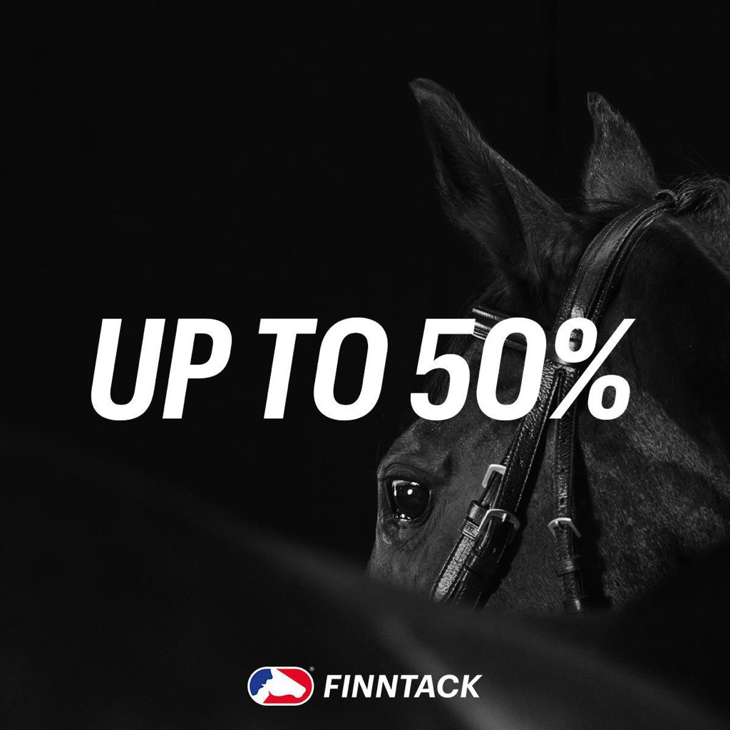 Check out #BlackFriday offers at  🐴🏆👌😃