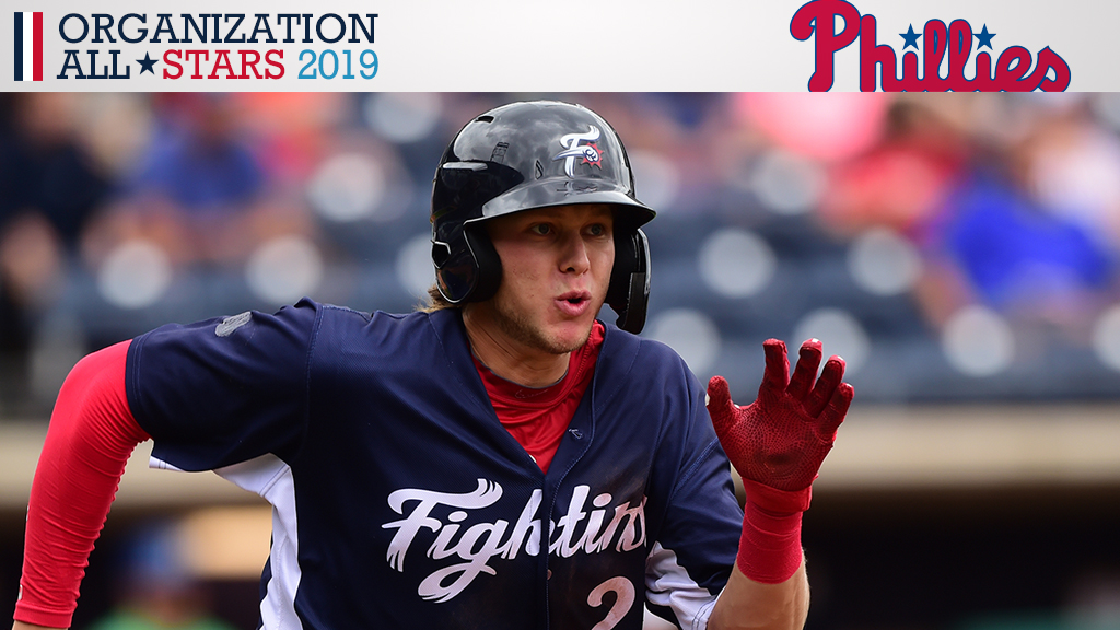Its a day for giving thanks, and with over 20 of our Organization All-Star stories out, like our latest this week on the #Phillies, find out what teams around baseball are grateful for in their systems. atmilb.com/2OuCMT3